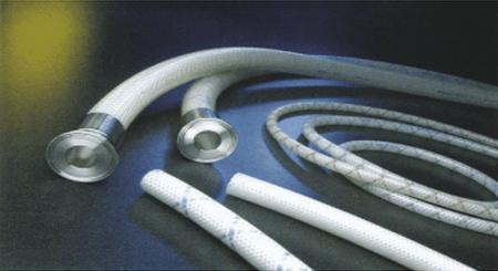 编织加强耐压硅胶管